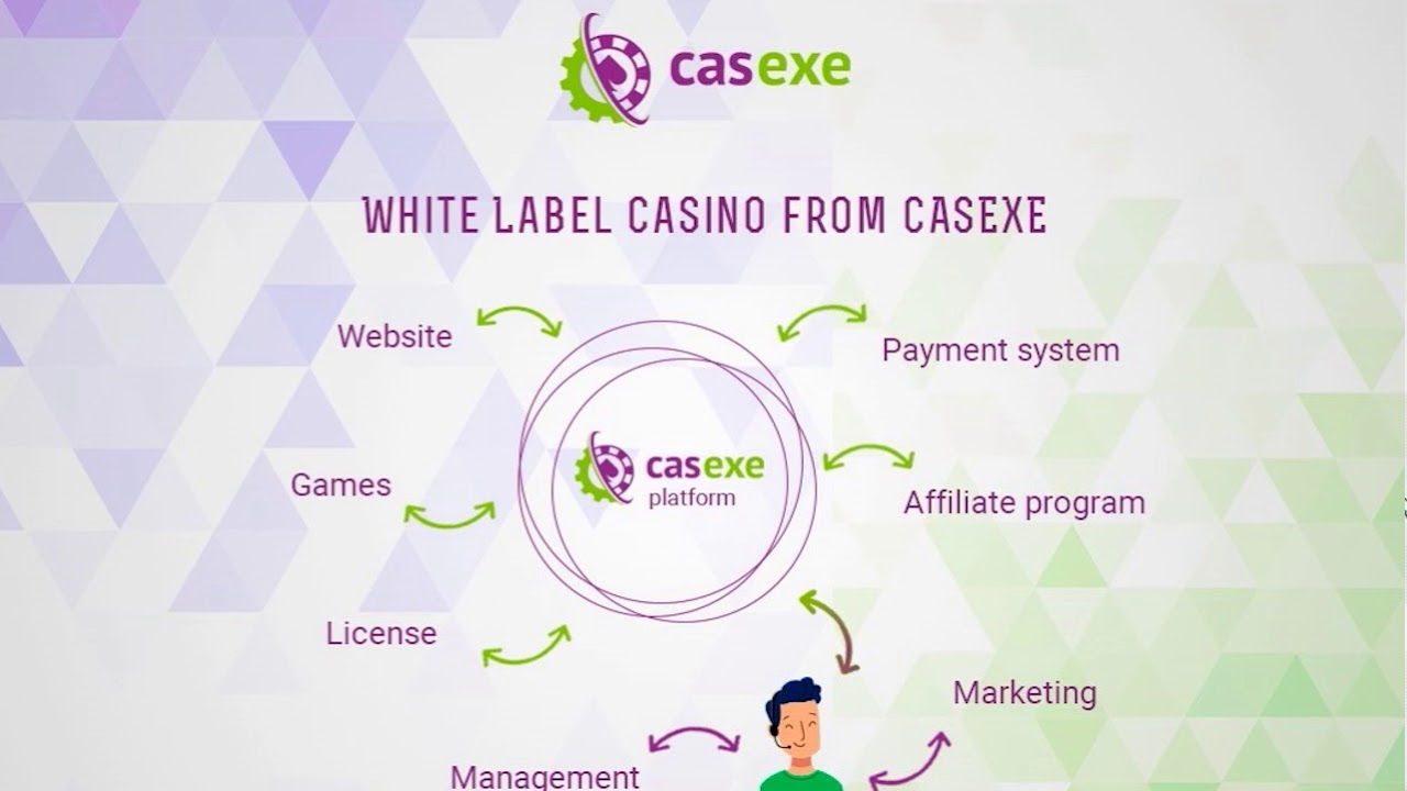 All you need in order to start your own online casino white label