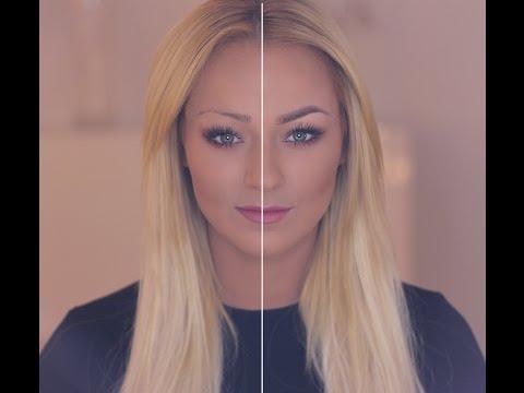 Brow Tutorial | Snyd dig til flotte og fyldige bryn | Annika Lindgren Makeup Tutorials