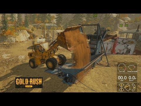 Pala Cargadora abasteciendo TIER III #19   Gold Rush: The Game
