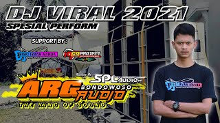 DJ VIRAL 2021 ARG Audio || By RISKI IRVANANDA With 69 Project