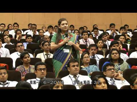 Manojit Acharya Guest Lecture At SBS, Pune Pt 2
