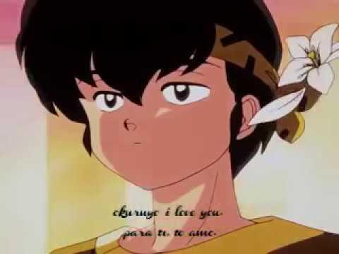 Ranma 1/2 Ending 5 versión Ryoga
