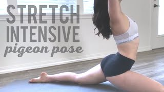 Stretch Intensive | Pigeon Pose