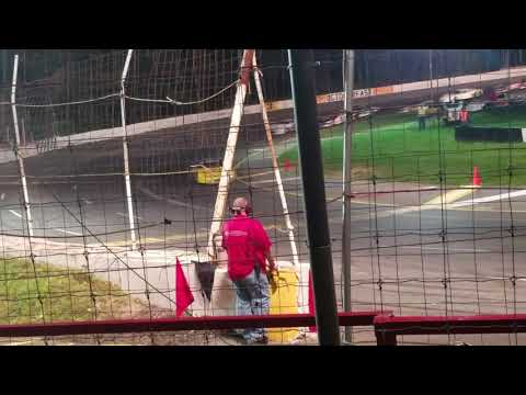 Mahoning Valley Speedway - Late Model Feature - Ward Crozier Memorial Race 5/5/2018