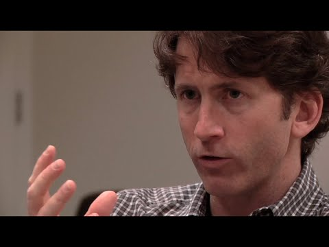 How Skyrim's Director Todd Howard Got Into The Industry