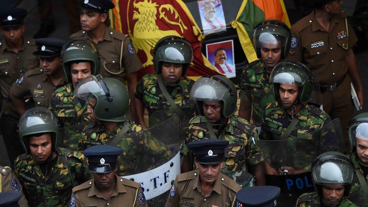 Sri Lanka on edge as political crisis deepens