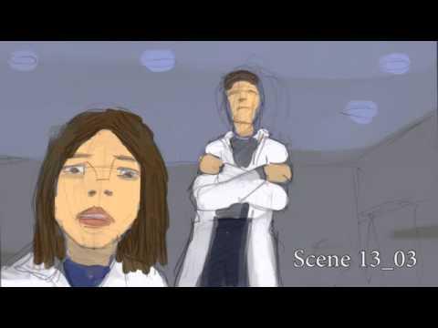Shifters (a Short Sketch Film) by Ami Blackwelder