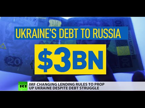Special offer: IMF propping up Ukraine, changing rules on money lending