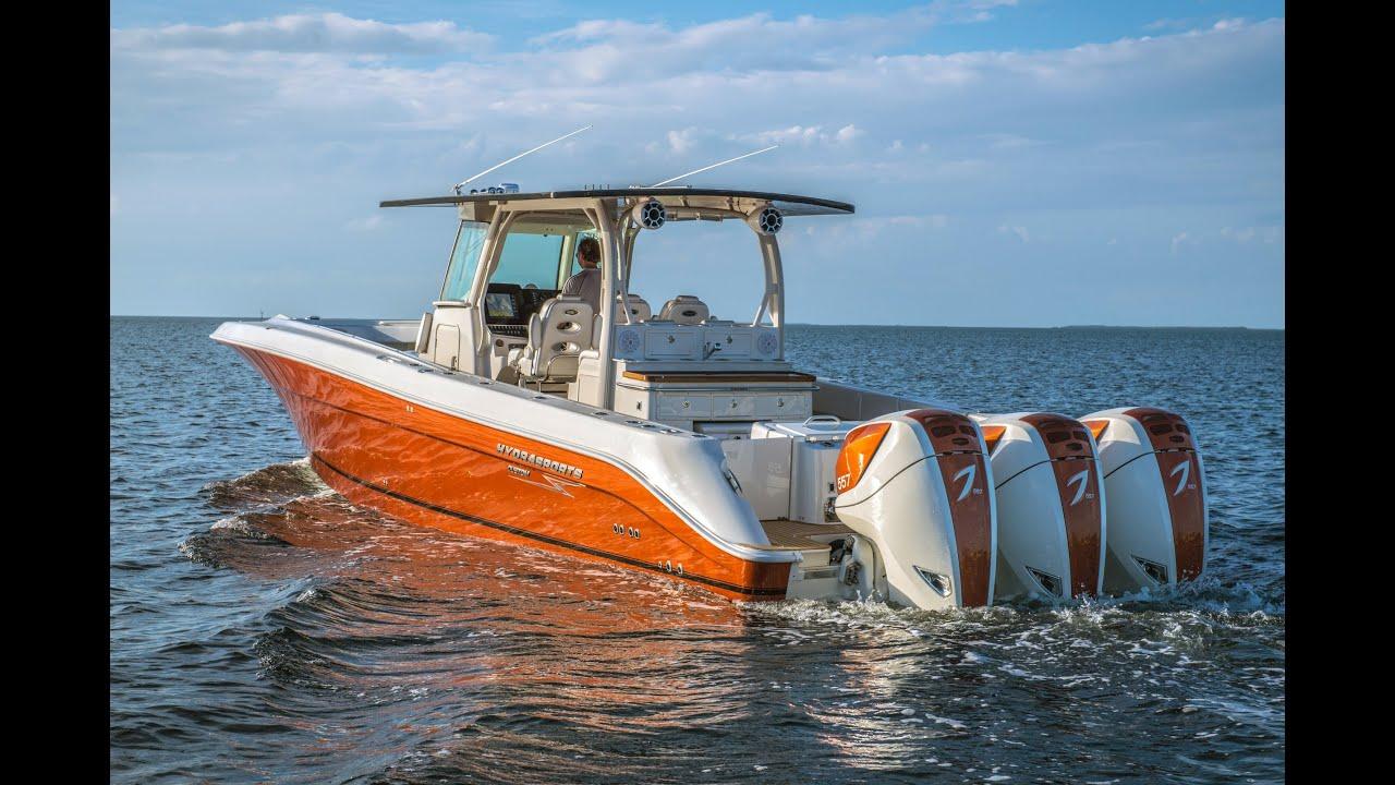 2014 Custom Build HydraSports Custom 4200 Siesta w/ 3 Seven Marine ...