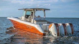 2014 Custom Build HydraSports Custom 4200 Siesta w/ 3 Seven Marine 557s