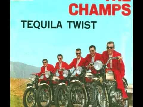 The Champs - Tequila Twist - 1962 45rpm - YouTube