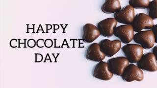 Happy Chocolate Day   New Whatsapp Status 2019   Trending Chocolate Day Status 2019  