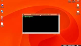 CMD ( Komut Istemi ) Ile Bilgisayar Şifresi Değiştirme ( Change Password Windows )