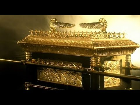 The Ark Of The Covenant Is Under The Dome Of The Rock