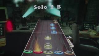 Guitar Hero : World Tour Solo Montage Ps3