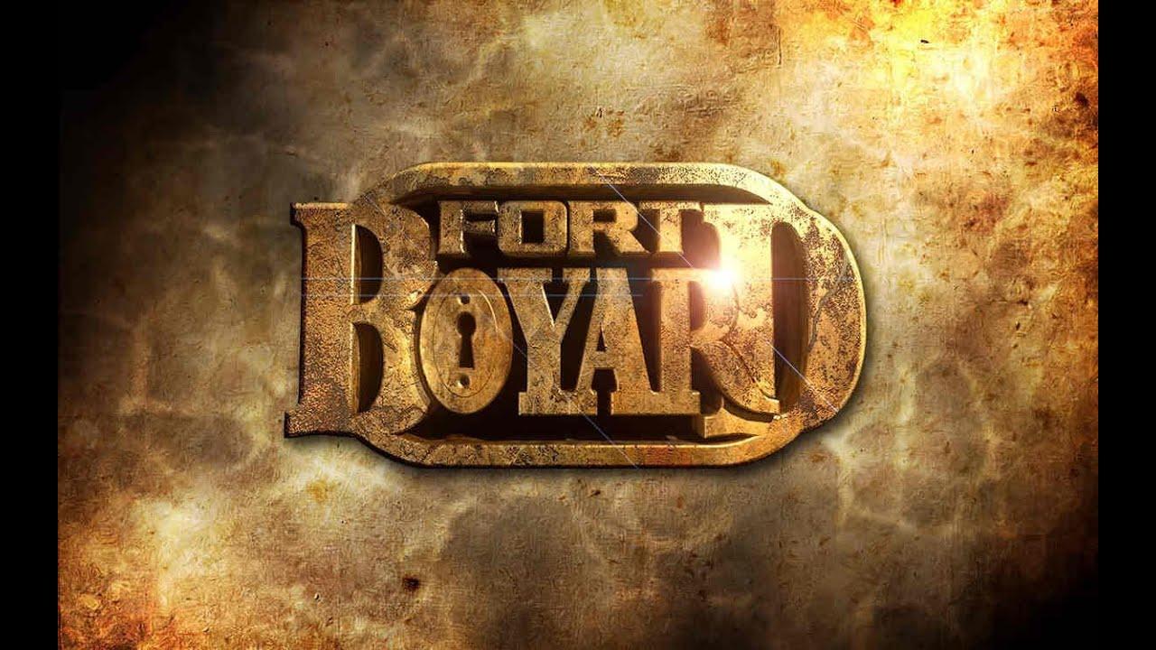 "Форт Боярд (popular television game ""Fort Boyard"") - YouTube"