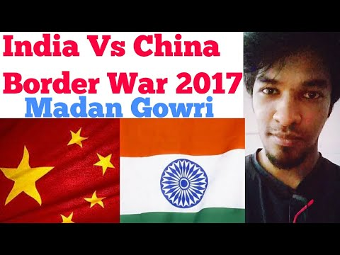 India Vs China War | Tamil | Madan Gowri