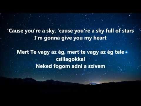 Coldplay  A Sky Full of Stars magyar & angol felirattal
