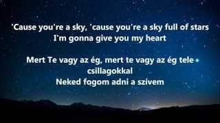 Coldplay - A Sky Full of Stars magyar & angol felirattal MP3