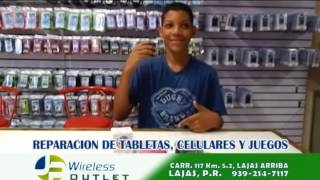 JP WIRELESS OUTLET, LAJAS, PUERTO RICO   939 214 7117