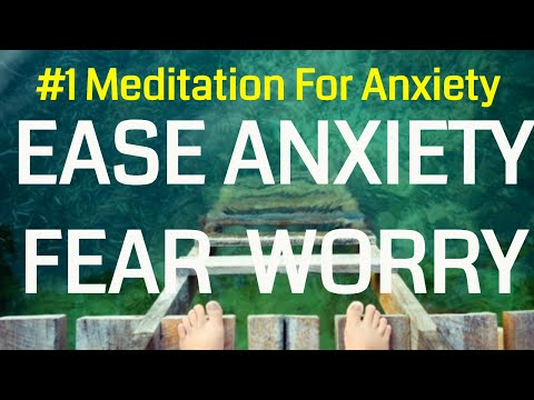 10 MIN MEDITATION: ANXIETY, STRESS, WORRY