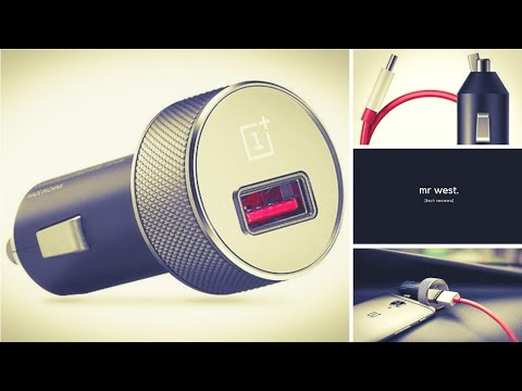 OnePlus In Car Fast Charger Review