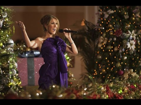 Celine Dion - So This Is Christmas ,
