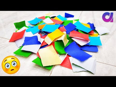 35 Genius Paper crafts idea to make in 5 minutes | Best out of waste | Artkala 423