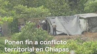 Ponen fin a conflicto territorial en Chiapas - Estados - En Punto con Denise Maerker thumbnail