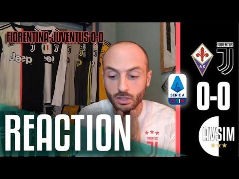 Zero emozioni, tanta frustrazione ||| Avsim Live Reaction Fiorentina-Juventus 0-0
