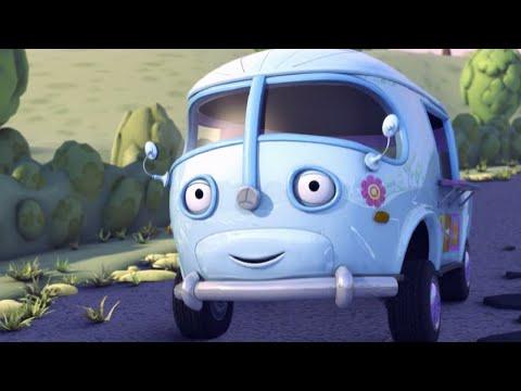 Олли Веселый грузовичок - Мультик Про машинки - Счастливый билет - Серия 61 (Full HD)
