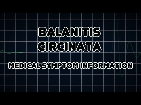 Balanitis circinata (Medical Symptom)