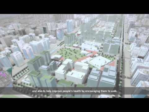 UPC In Focus - Planning Abu Dhabi Using GIS
