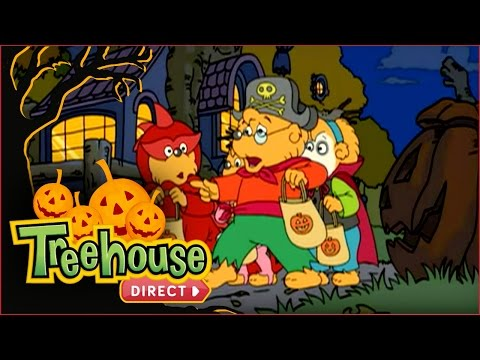 The Berenstain Bears: Too Much TV/Trick or Treat - Ep.5