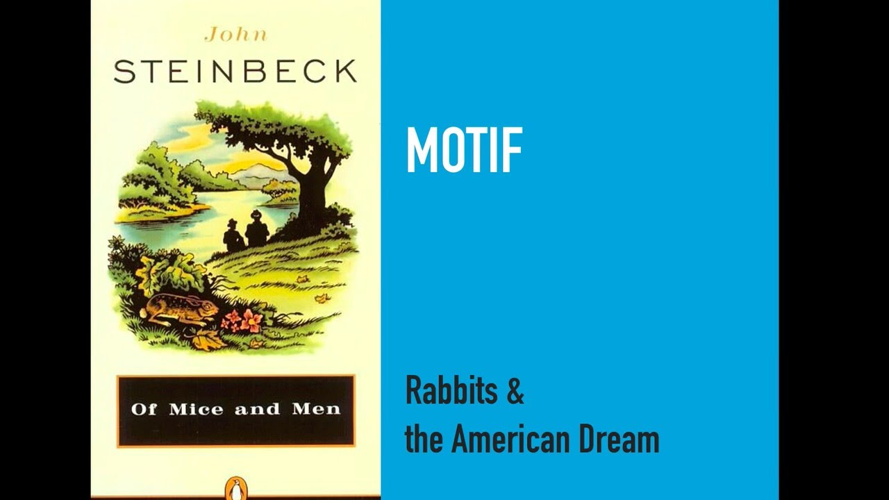 of mice and men literary devices