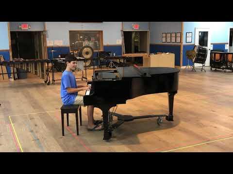 ETHAN W Performs Elton John's TINY DANCER