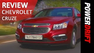 Chevrolet Cruze : Review : PowerDrift