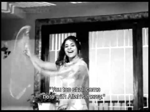 Mr  X in Bombay 1964 ye rangeen mehfil