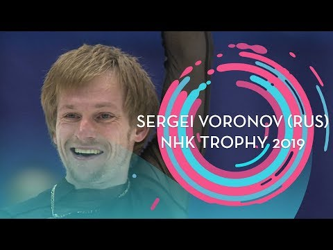 Sergei Voronov (RUS) | Men Short Program | NHK Trophy 2019 | #GPFigure