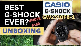 Casio G-SHOCK GW2310FB-1 Atomic Solar Watch- Unboxing/Review (2020)
