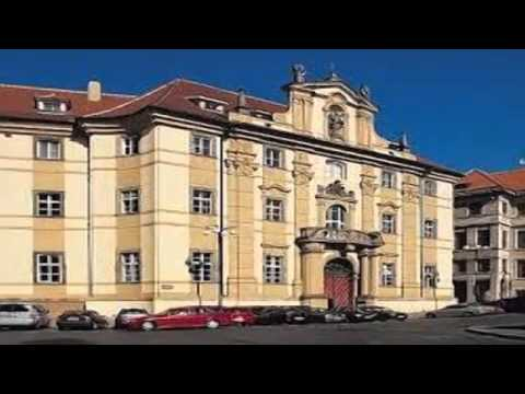 Clementinum National Library Video