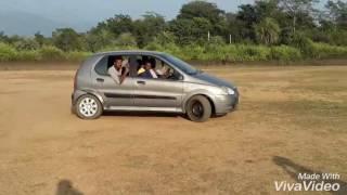 Car Stunt in India by karunesh Kaushal