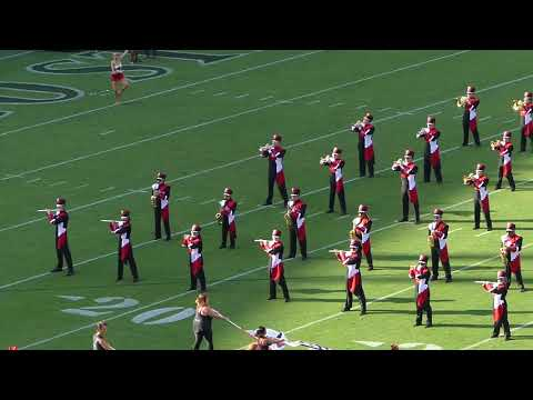 San Diego State Marching Aztecs