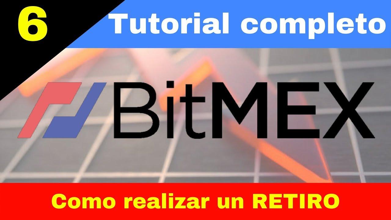 BITMEX #Tutorial completo en español como retirar de manera fácil - Semillero de Ingresos ✅