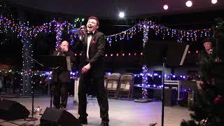 "Lighting Of The Trees Ceremony - The Max Pack   Max Manzanares "" Mis Deseos Feliz Navidad """