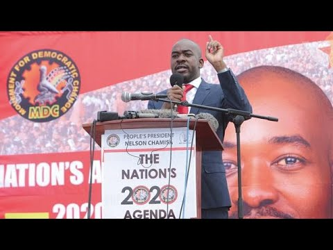'2020, year of protests and action' - Zimbabwe opposition chief