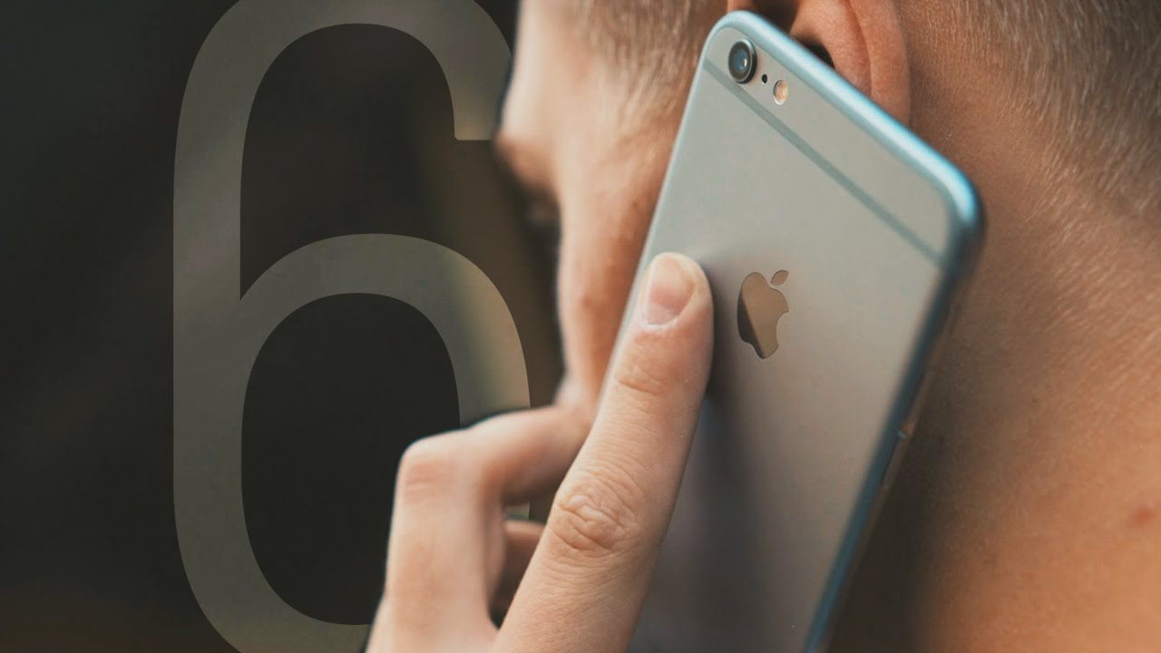 первое айфон знакомство 6