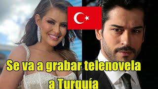 Vannesa Claudio se DESPIDE de Suelta la sopa para grabar telenovela en Turquía!