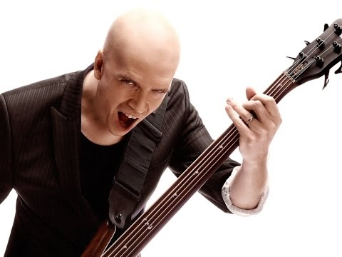 DEVIN TOWNSEND on 'Transcendence', Music Without Boundaries, Why He Hates Singing & Touring (2016)