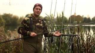 Tackle Fanatics TV - Avid Traction Carp Rod Range